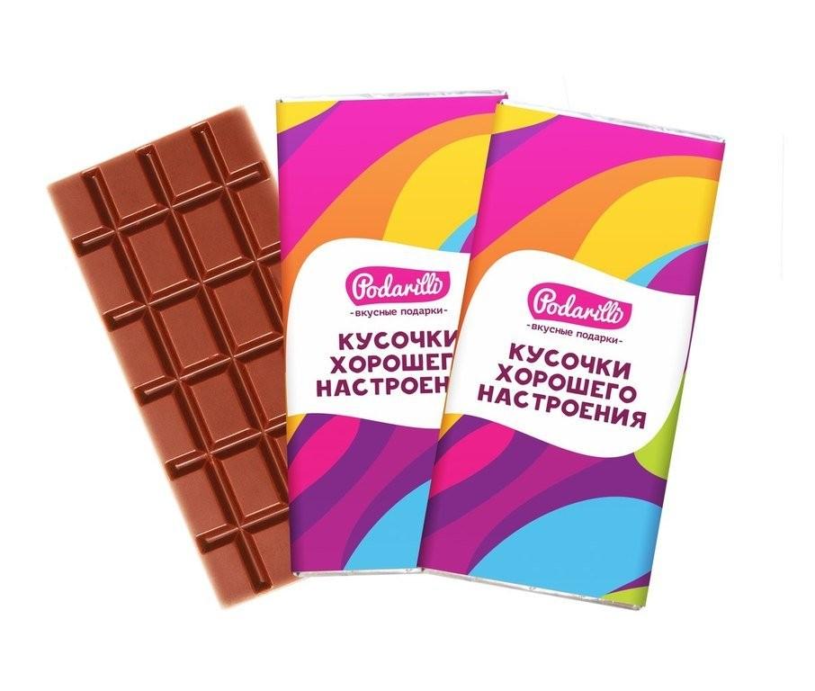 Хороший шоколад хороший подарок 75